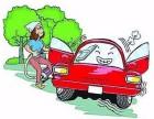 郑州上街区上门流动补胎货车轿车补胎搭电/送油拖车换备胎充气