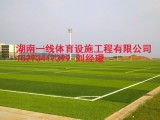 益阳安化县人造草坪足球场价格预算湖南一线体育设施工程有限公司