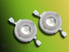 专业装LED紫外灯珠 3W仿流明UV灯珠