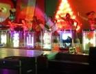 广州LED水晶显示鼓表演 广州鼓乐LED水晶显示鼓演出