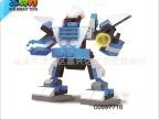 拼装积木机器人 机器人拼装积木玩具