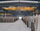 东西湖区标准钢结构厂房8000平米有行吊