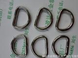 大量供应D扣,三角扣,服装金属配件,绳带