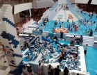 海洋球 儿童游乐场 百万海洋球出租 海洋球展览 儿童积木池