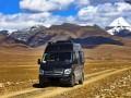 西藏行-房车时代的奔驰斯宾特旅居房车