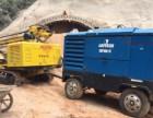 新疆有多台宣化泰业 日本古河钻机,高风压空压机租赁