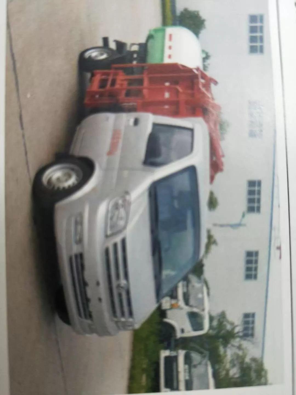供应程力威牌CLW5020Z5型自装卸式垃圾车