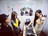 DJ电音舞曲制作学校来正学娱乐DJ培训基地