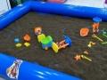 儿童决明子沙池