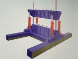 液压调绳装置厂家 供应江苏热销多绳提升钢丝绳液压调绳装置
