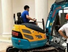 上海黄浦小型挖掘机出租  最小挖机出租