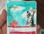 欧力优牛肉三文鱼全期全品种猫粮去毛球去泪痕