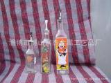 供应带铁架玻璃调味瓶,不锈钢盖塑料盖油醋瓶,胡椒罐