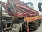 混凝土泵车 二手泵车出售 新疆二手泵车供应