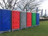 雞西市馬拉松移動廁所租賃 廠家大量生產銷售移動廁所