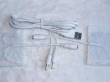 接线加固处理USB碳纤维发热手套发热片