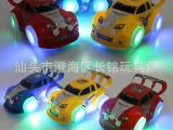 儿童玩具电动车超炫万向玩具车发光音乐智能玩具赛车地摊玩具热卖
