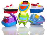 热销赠品小玩具 启智喷水洗澡玩具船套装 宝宝婴儿玩水戏水玩具