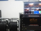 北京天影视通科技音 视频导播车 转播车方案  箱载演播室56