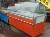 北京瑞杰商用熟食冷藏保鲜冷冻柜,凉菜卤菜展示柜厂家直销