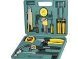 16件套组套工具箱 实用活动汽车礼品工具套装 家用组合工具