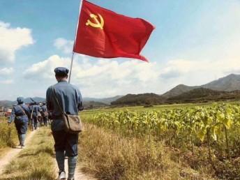 深圳党建活动来宝安一大会址