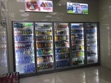 光谷生鲜超市冷柜便利店冷柜