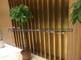 单色U型铝方通厂家直销铝方通铝扣板吊顶