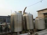 邯郸市供应3台出售二手2000L不锈钢反应釜