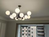 北京專業安裝燈具東城安裝水晶燈拆卸吊燈拆卸水晶燈維修燈具