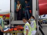 北京上海广东空中救护车-病人包机-航空担架出租-救护车出租