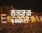 上海西班牙语零基础培训班 私人定制学习方案