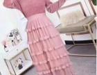 广州卡丽娅 品牌折扣女装 专柜新款 库存尾货走份