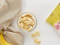 与时间冻干香蕉水果脆片天宝香蕉冻干招代理