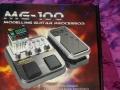 NUX效果器,ME–100。电吉他效果器