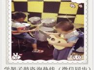 南山爵士鼓培训,大冲家长陪孩子练习架子鼓的技巧与方法