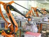 供应机器人码垛机视频 纸箱码垛系统夹具 码垛工业机器人