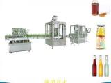 沈阳灌装生产线 大连胜龙牌灌装压盖流水线 玻璃瓶灌装生产线