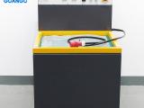 磁性拋光機磁力打磨機 不銹鋼件去焊斑設備制造商