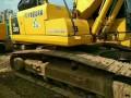 二手挖掘机小松200-8低价出售