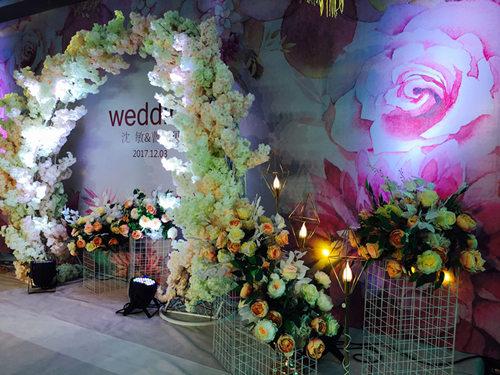 银川主题饭店策划浪漫婚礼给你新潮流