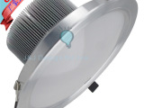 LED灯具配件 LED筒灯配件 筒灯外壳 8寸筒灯外壳 白色筒灯