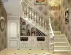 乌鲁木齐怡达实木楼梯 现场测量 精准设计 定制楼梯