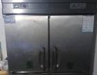 全新铜管四门冰箱转让