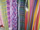 雪纺网纱印花,网布印花,花边,绒布厂家直销批发