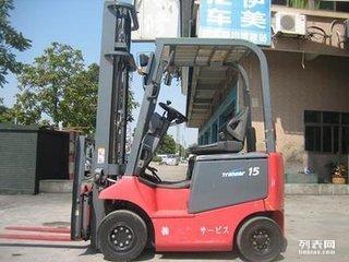 广州叉车回收