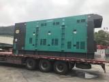 广州发电机出租