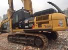 湖北武汉二手挖掘机卡特336D2手续齐全全国免费配送低价急转2年1万公里70万