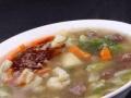 清真肉丸胡辣汤加盟 油条豆腐脑小笼包豆花泡馍培训