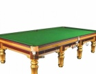 全新美式桌球台,低价精美雕刻外贸台球桌,潘晓婷专用花式九球台